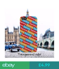 Cases & Covers Supreme Red Blue Yellow Pattern Phone Case Cover For Iphone Samsung Models #ebay #Electronics