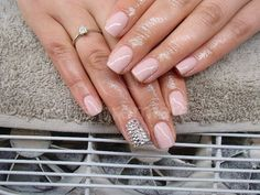 Nails Of The Bride