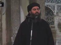 First Appearance of ISIS Caliph Abu Bakr Al Baghdadi