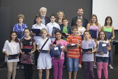 Children's Council of Museu Blau This new advisory body —made up of 16 primary-school fifth- and sixth-graders from the Els Porxos and Els Horts schools in the amenity's own Sant Martí district— was constituted on Saturday, 25 October of 2014.