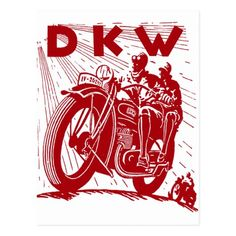 DKW Motorcycle Postcard  harley davidson quotes funny, biker birthday, harley davidson birthday quotes #bikerquote #bikerschick #bikerthought, 4th of july party Biker Birthday, Harley Davidson Birthday, Bicycle Quotes, Harley Davidson Quotes, Biker Tattoos, Racing Quotes, Biker Shirts, Biker Quotes, 4th Of July Party