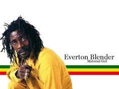 Everton Blender (born 21 November 1954) Everton Dennis Williams, in Clarendon, Jamaica) is an award-winning reggae singer and producer, known for his smooth, crooning, tenor vocals, up-tempo arrangements, and spiritually uplifting themes, successfully bridging the gap between roots reggae and dancehall.