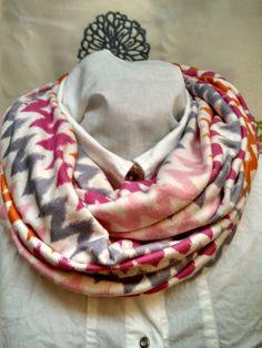 Nursing Infinity scarf, Nursing cover up