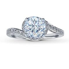 If I were to get a ring with a big diamond on it, I would probably get this one... Loooove this one. Nexus diamonds.