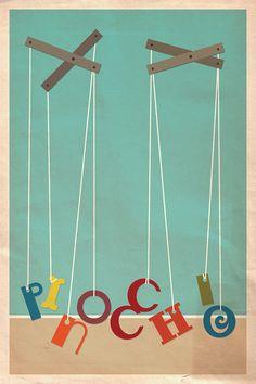 Pinocchio | Megan Romo