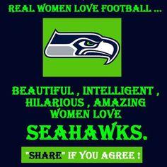 I love my SEAHAWKS