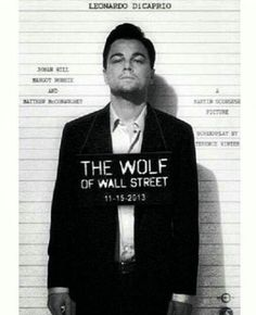 The Wolf on the Wallstreet