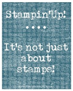 Stampin' Up! - so much more than stamps and it all coordinates too!