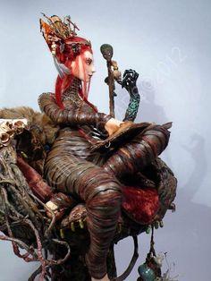 Witchcraft by Virginie Ropars