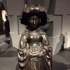 Splendide ! Dix pleurants de la tombe d'Isabelle de #Bourbon (XVème) @rijksmuseum #amsterdam