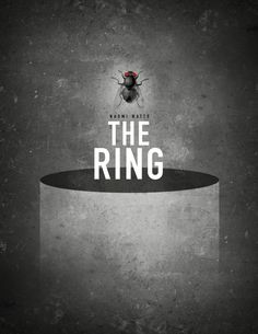 The Ring ~ Minimal Movie Poster by Henry Alvarez Minimal Movie Posters, Horror Movie Posters, Cinema Posters, Movie Poster Art, Film Posters, Horror Movies, Scary Movies, Good Movies, Horror Show