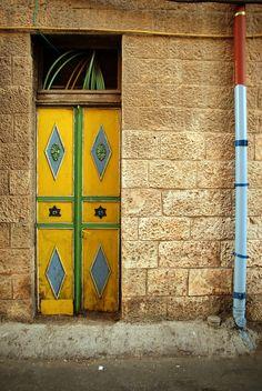 New Jerusalem - Doorway by p medved, via Flickr