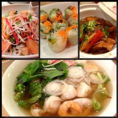 Vietnamese food fare