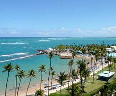 San Juan Puerto Rico Beaches   the beach at escambron in san juan 1 2 3