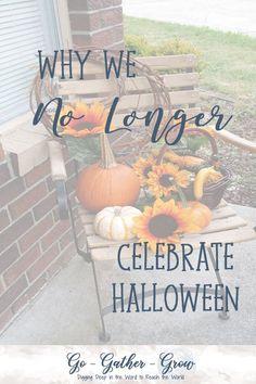 No Longer Celebrate