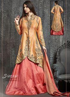 staggering-lehenga-choli-for-bridal- #sareefantacy #lehengacholi #bridal #wedding #choli #designer