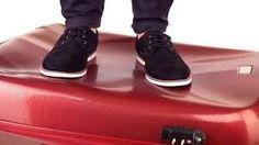 Bilderesultat Ultra-lett, stor koffert. Kvalitet, moderne design, TSA kombinasjonslås, tre-trinns teleskop-håndtak og 8 hjul.  Kofferten er laget av svært slitesterk plast – Polykarbonat – og er dekket med et spesielt belegg for å øke motstanden mot riper. To fleksible gummigrep – ett på toppen og ett på siden.  Kofferten inneholder to store rom. Kofferten lukkes med en solid glidelås og låses med din personlige kombinasjonslås. Rommene - i hvert sitt lokk - sikres med sikkerhetsremmfor wittchen Men Dress, Dress Shoes, Oxford Shoes, Fashion, Viajes, Moda, Fashion Styles, Fashion Illustrations, Professional Shoes