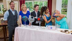 "Monday, March 30th, 2015 | Home & Family | Hallmark Channel How to Protect your ""Do"" Kym Douglas shows you the very best shower caps to use if you want to preserve your expensive hairdo. The number killer to a fashionable do is moisture and water, so the shower cap comes in handy. Kym also introduces a pillow that keeps your hair from getting compressed while sleeping. Finally Kym shows off a clutch that you can keep your hair extensions in while traveling without damaging them."
