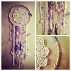 DIY dream catcher | chit chat and a half