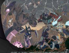 Transformers Prime by JavierReyes.deviantart.com on @deviantART