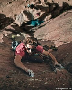 Bouldering and rock climbing news and pictures online. Unique view on mountaineering. Trekking, Solo Camping, Camping Photography, Digital Photography, Escalade, Kayak, Rock Climbing, Climbing Wall, Extreme Sports