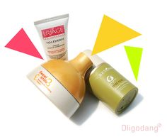 #oligodang #cosmetic #makeup #K-beauty #cream 올리고당 메이크업  민감성피부 유리아쥬 비욘드 숨37도