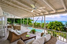A Caribbean Family Retreat