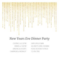 72 Best New Year S Eve Invitations Template Images New Years Eve