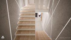 WARM HAUSE - Schody, styl nowoczesny - zdjęcie od Ewelina Matysiak