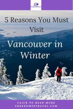 Do You Want Worldwide Vehicle Coverage? Do You Know The Best Things To Do In Vancouver In Winter? I'll Show You The Best Food, Nightlife, Shopping And More In Beautiful British Columbia Visit Vancouver, Vancouver Travel, Great Vacation Spots, Great Vacations, Winter Vacations, British Columbia, Columbia Travel, Canadian Travel, Viajes