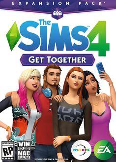 Comprar The Sims 4: Get Together Origin