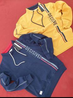 Printed Sweatshirts, Mens Sweatshirts, Mens Tees, Baby Boy Outfits, Kids Outfits, Mens Fashion Sweaters, Mens Winter, Boys T Shirts, Ham