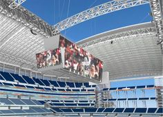 Cowboy Stadium..... I can check that one off the list!! I will go again someday! :)