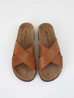 Altar'd State Criss Cross Sandal - Sandals - Footwear Clogs Shoes, Sock Shoes, Cute Shoes, Me Too Shoes, Flats, Birkenstock, Top Casual, Designer Sandals, Shoe Closet