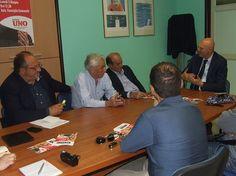 Pierluigi Bersani visita in Abruzzo: Ci vuole un centrosinistra di combattimento [VIDEO]