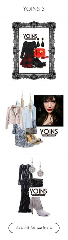 """YOINS 3"" by hanifasemic ❤ liked on Polyvore featuring yoins, IVI, Vans, Yves Saint Laurent, Envi, Lee, Dolce&Gabbana, Prada, Penny Loves Kenny and vintage"