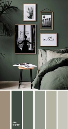 15 earth tone bedroom ideas - green bedroom , earth tone bedroom bedroom color ideas, color schemes, color combos , home color decor ideas Bedroom Green bedroom - 15 Earth Tone Colors For Bedroom { Shades of Green } Classic Living Room, Bedroom Shades, Home Decor Bedroom, Small Bedroom Inspiration, Bedroom Green, Earth Tone Bedroom, Colorful Decor, Bedroom Color Schemes, House Colors