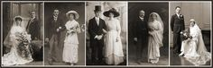 Edwardian Photos | Here is a selection of Edwardian wedding dresses, and vintage-inspired ...