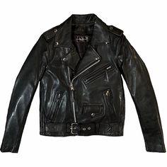 Nancy | christian-benner Custom Leather Jackets, Classic Leather Jacket, Rock And Roll, Christian, Zip, Vampire Teeth, Model, Sleeves, How To Wear