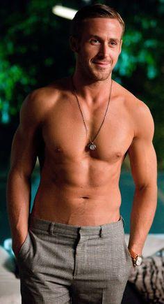 Ryan Gosling. Lovely all around!