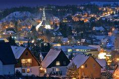 Seiffen - the Erzgebirge Christmas wonderland. Pinned by www.mygrowingtraditions.com
