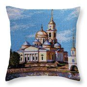 Orthodoxy by Larissa Davydova-photography #LarissaDavydova #Orthodoxy #Photography #Pillow #ForHomeDecor