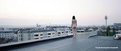 """Carla Benzing aus der Serie """"alone"""" (Ausschnitt)"""