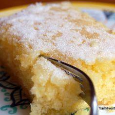 Cake - Lemon Buttermilk