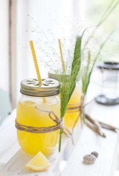 Mango-Zitronen-Limonade Rezept