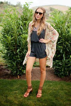 Kimono Style - Twenties Girl Style