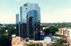Kingdom Of Kongo, Capital City, Republic Of The Congo, Willis Tower, Skyscraper, Africa, World, Building, Cities
