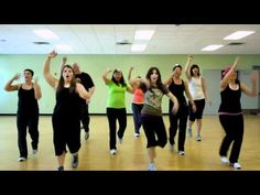 Raise Your Glass~ Pink GRDanceFitness Dance Tube  Thats it, I'm singing up. This place is awesome and they look like they are having fun while getting healthy!