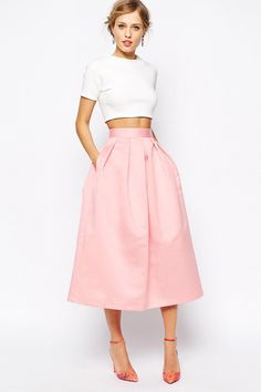 Full Skirts | sheerluxe.com
