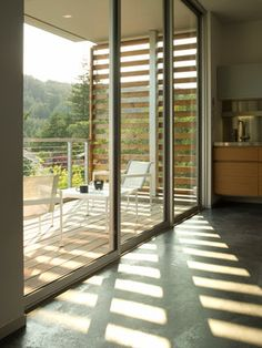 Sun Screening On Pinterest Screens Modern Exterior And Patio